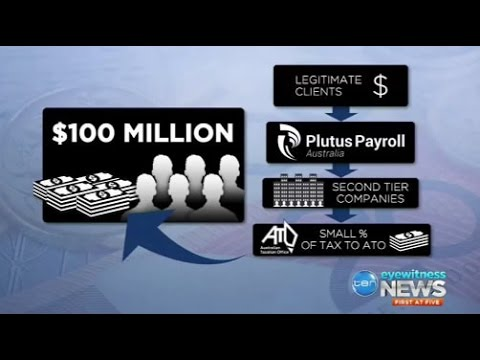 The Plutus Payroll scam: 9 arrests including Adam Cranston in AFP raid