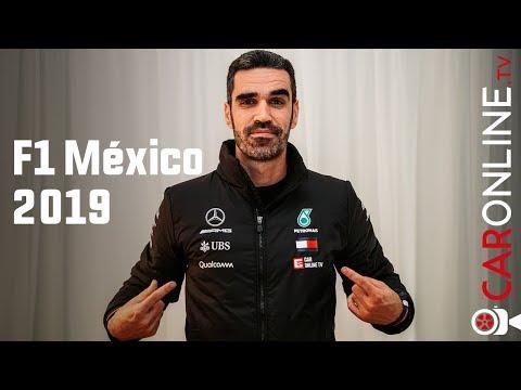 Mercedes continua nisto... | Analise Formula 1 México 2019