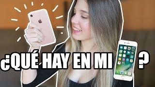 ¿QUÉ HAY EN MI IPHONE 7? | Laia Oli