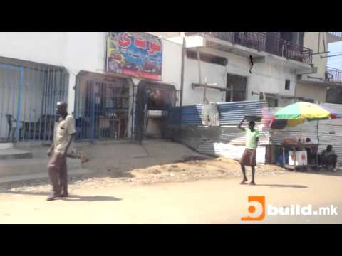 Drive through Juba, South Sudan