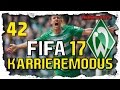 Auf in die Champions League   FIFA 17 KARRIEREMODUS    GAMEPLAY WERDER KARRIERE  DEUTSCH 60FPS   42