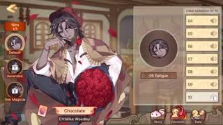 Chocolate melts my heart: Food Fantasy