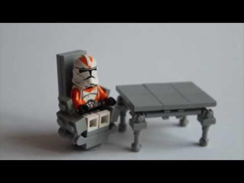 lego how to build star wars tisch youtube. Black Bedroom Furniture Sets. Home Design Ideas