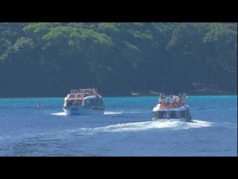 4K Lifou New Caledonia Royal Caribbean shore excursion