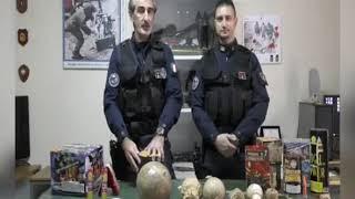 Botti illegali, due sequestri della Polizia a Bari e Modugno