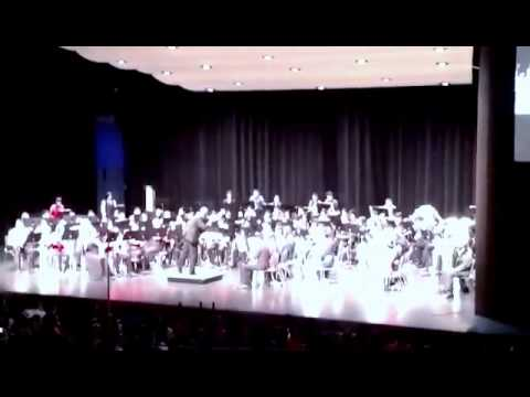Sway Performed by Region 28 Middle School Honors Band