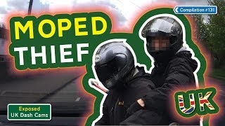 Exposed: UK Dash Cams - Poor Drivers, Road Rage + Crash Compilation #131