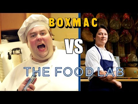 BoxMac 80: 3-Ingredient Macaroni and Cheese from The Food Lab