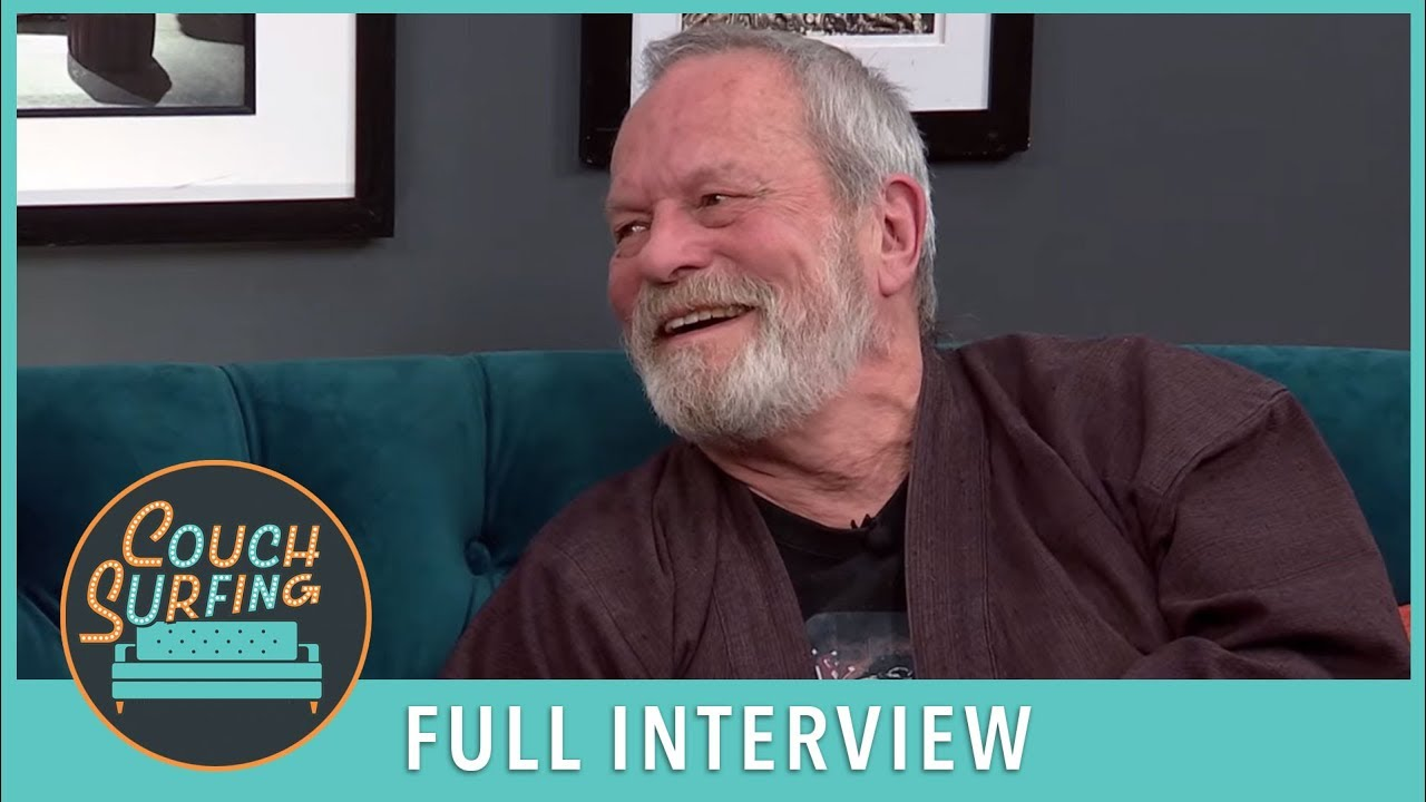 Terry Gilliam On 'Monty Python', 'Fear And Loathing In Las Vegas' & More
