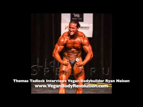 Ryan Nelson 3 of 4 | Vegan Super Heavyweight Bodybuilder