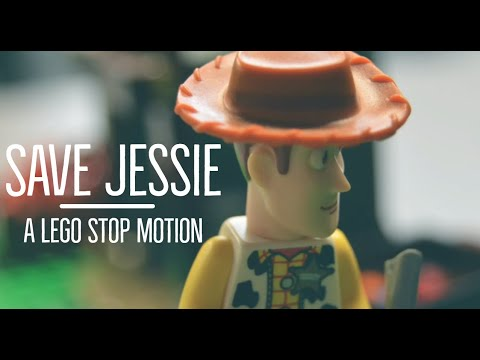Save Jessie A Lego Stop Motion Toy Story Taylor