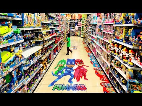 PJ Masks y Patrulla Canina | Juguetes en Español | Tienda de Juguetes para Niños
