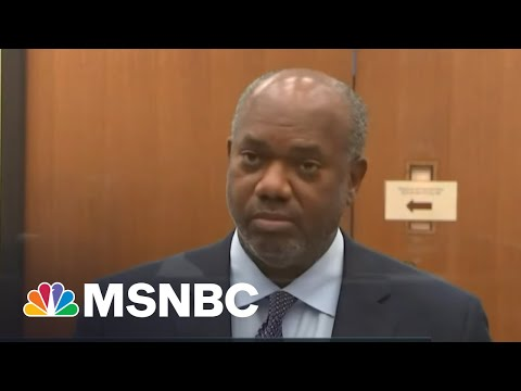 First Week Of Trial In The Death Of Floyd Marked By Powerful, Emotional Testimony | Rachel Maddow