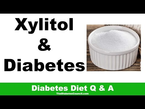 Is Xylitol Good For Diabetes