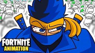 The Legend of Ninja Part.1 | Fortnite Cartoon Animation