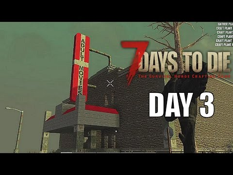 LIVING INSIDE AN ADULT THEATRE? - 7 Days to Die - Lone Wolf Series DAY 3