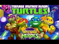 Teenage Mutant Ninja Turtles Half-Shell Heroes - Cartoon Movie Games New Episodes TMNT 2017 HD
