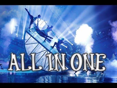 Diavolo - Finalist America's got Talent 2017 - All performances+Judges Commentaries