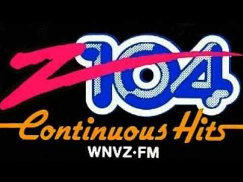 "Z104, WNVZ-FM ""Continuous Hits"" Top of the Hour Jingle, 1983"