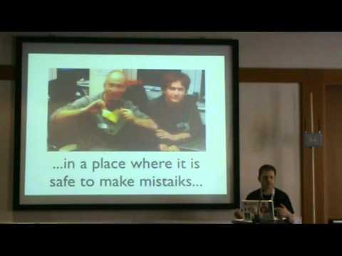 The London Python Code Dojo - an Education in Developer Education