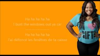 Glee Bust Your Windows Paroles Traduction