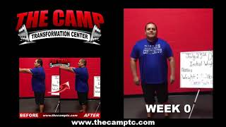 South Fort Worth TX Weight Loss Fitness 6 Week Challenge Results - Pedro F.