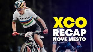 XCO Cross-Country Highlights Nove Mesto | UCI MTB World Cup 2020