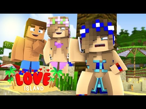 LOVE ISLAND #4 WHAT DID LITTLE CARLY DO TO GET KICKED OUT?! w/Little Kelly (Minecraft Roleplay)