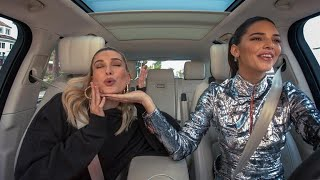 'Party In The USA' w/ Kendall Jenner, Hailey Bieber & Miley Cyrus - Carpool Karaoke: The Series