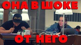 Vitalyzdtv на русском! Пранк в библиотеке!