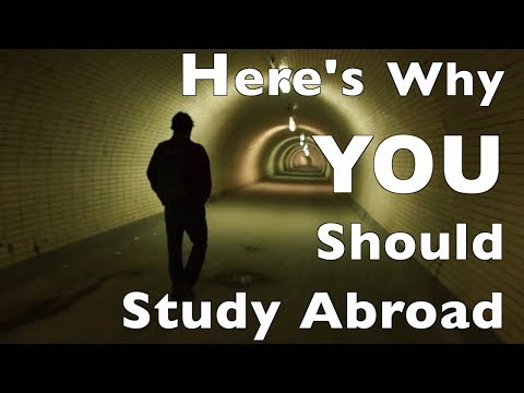 Why YOU Should Study Abroad