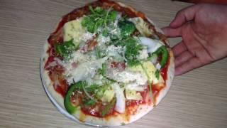 món ngon:cách làm bánh PiZa ngon tại nhà