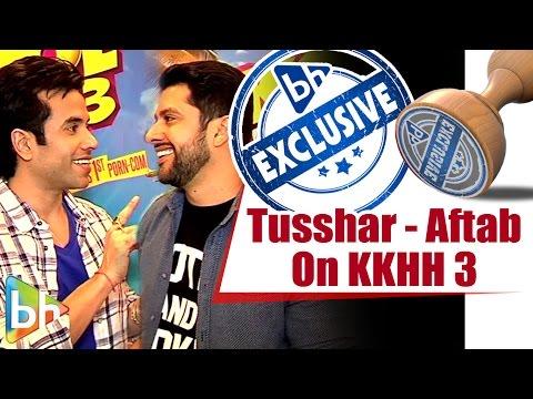 Tusshar Kapoor | Aftab Shivdasani | Kyaa Kool Hain Hum 3 | Exclusive Full Interview