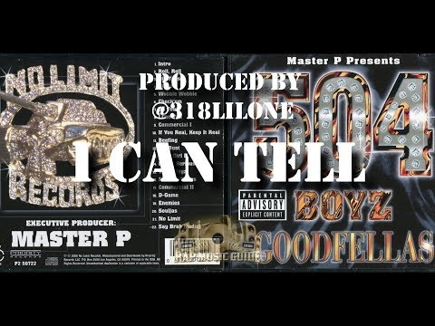 """I Can Tell"" 504 Boyz 90's R&B Sample Type Beat (Prod. By Like O Productions)"