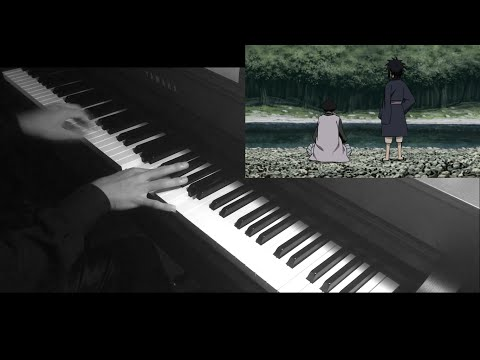 Madara's Death (Hokage's Funeral Theme): Naruto Shippuuden 474 - Piano Transcription and Cover