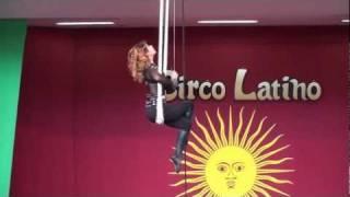 Circo Latino No.1 Camila Palma: Trapeze