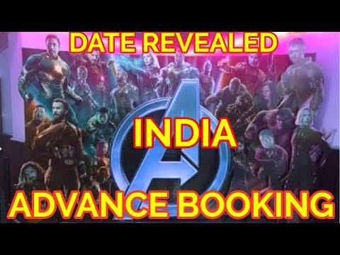 AVENGERS INFINITY WAR ADVANCE BOOKING INDIA   HINDI   IMAX   3D   2D   4DX