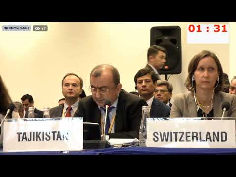 Картинки по запросу ВАРШАВА. ОБСЕ. 23.09.2019 - Выступление представителя Таджикистана