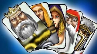 Собираем колоду карт в Warcraft 3 - настольная игра Dominion в Варкрафте