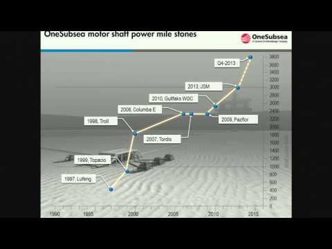 Subsea Seminar Part 6 - Draugen Subsea Booster Pump - Petroleum Safety Authority