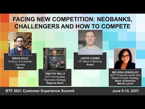 Facing New Competition: Neobanks, Challengers, and How to Compete