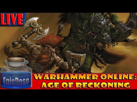 Warhammer Online: Age of Reckoning – Return of Reckoning – Order Gameplay!