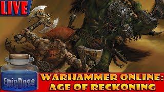 Warhammer Online: Age of Reckoning - Return of Reckoning - Order Gameplay!