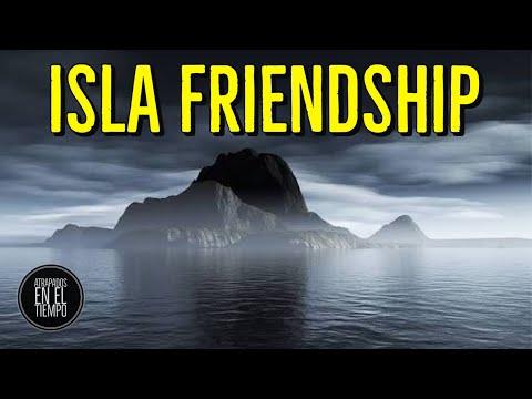 ISLA FRIENDSHIP | HOGAR DE EXTRATERRESTRES EN CHILE