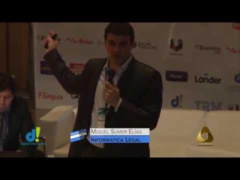 Social Media Day Buenos Aires 2014. Conferencia de Miguel Sumer Elías