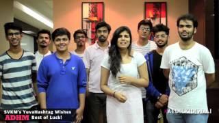 Ae Dil Hai Mushkil | SVKM & Dr.D.Y. Patil College sends their love for ADHM team