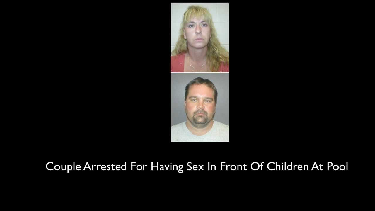 Couple Arrested For Having Sexual Intercourse In Front Of -9014