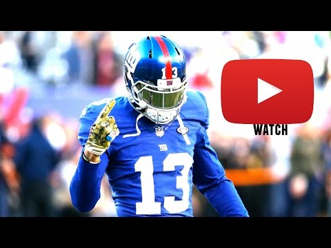 "Odell Beckham Jr. Career Highlights ""Rising Star"" (HD)"