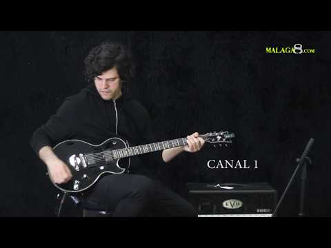EVH III 5150 6l6 - Videodemo en español