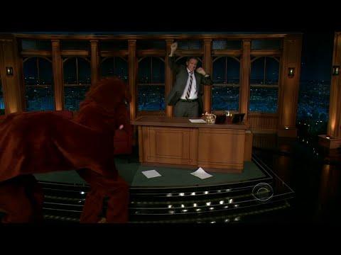 Late Late Show with Craig Ferguson 10/11/2010 John Malkovich, Henry Cho (Secretariat's Debut)